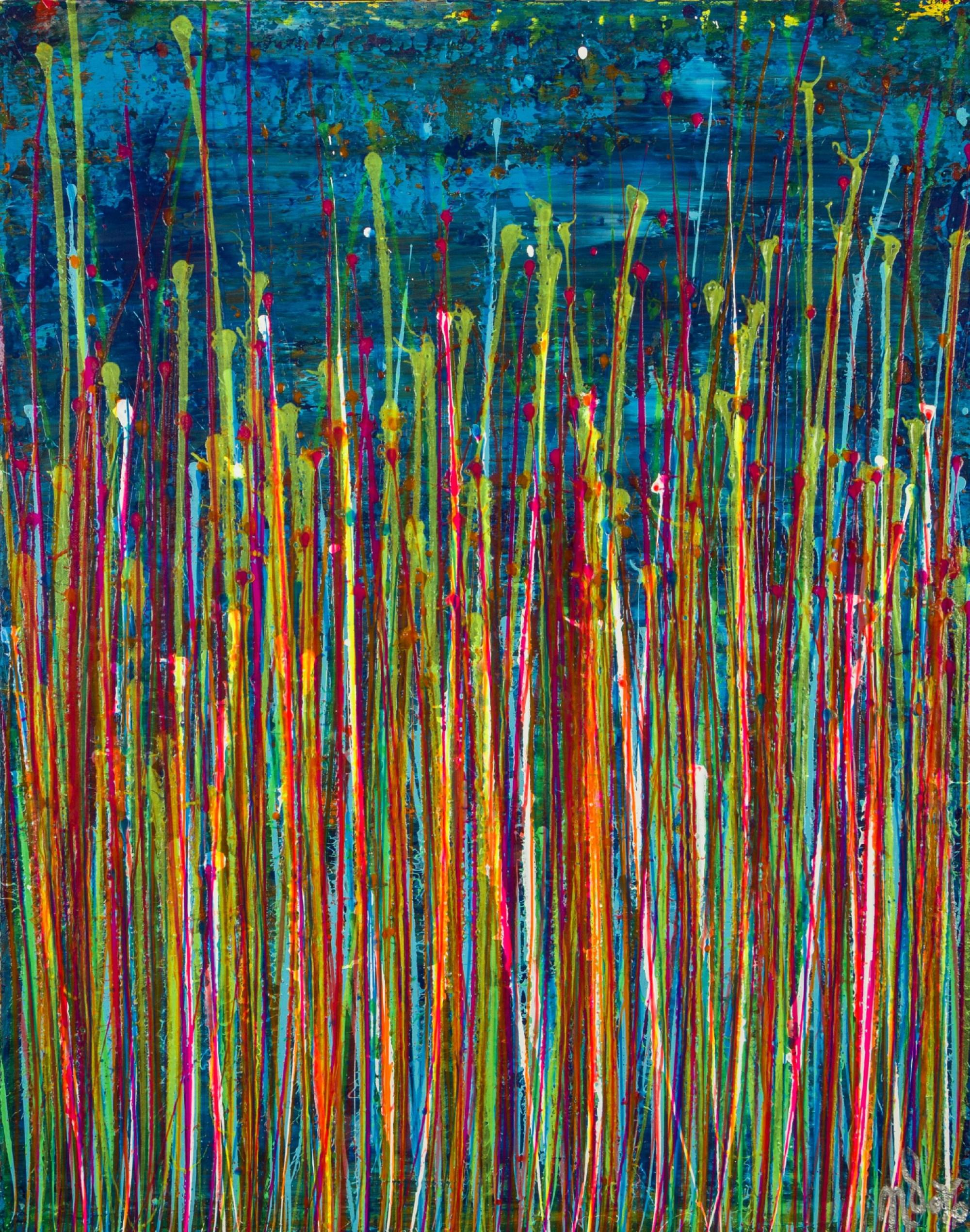 SOLD / Daydream panorama (Natures Imagery) 25 (2021) by Nestor Toro