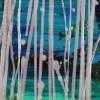Celeste Spectra (Amethysts Reflections) 2 (2021) / Detail / Artist: Nestor Toro