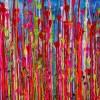 SOLD - Daydream Panorama (Natures Imagery) 37 / 24x30 in (2021) / Artist: Nestor Toro
