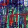 Iridescent Green Forest (2021) / Detail / Artist: Nestor Toro