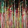 Drizzles Symphony 3 (2021) TRIPTYCH / CANVAS 3 / Artist: Nestor Toro