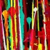 Drizzles Symphony 3 (2021) TRIPTYCH / DETAIL / Artist: Nestor Toro