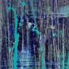 Nighttime Fearlessness 7 (2021) / Diptych / Detail / Artist: Nestor Toro