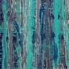 Detail / Nighttime Fearlessness 7 (2021) / Diptych / Artist: Nestor Toro