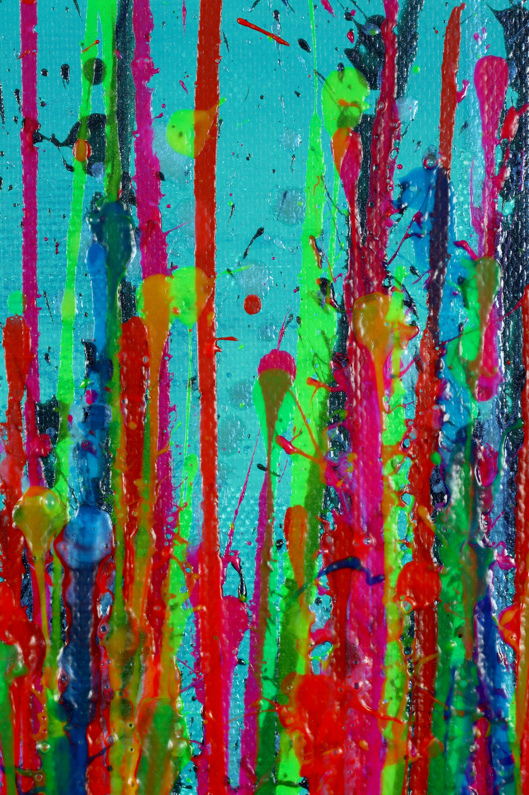 Caribbean Reflections 6 (2021) / Artist: Nestor Toro