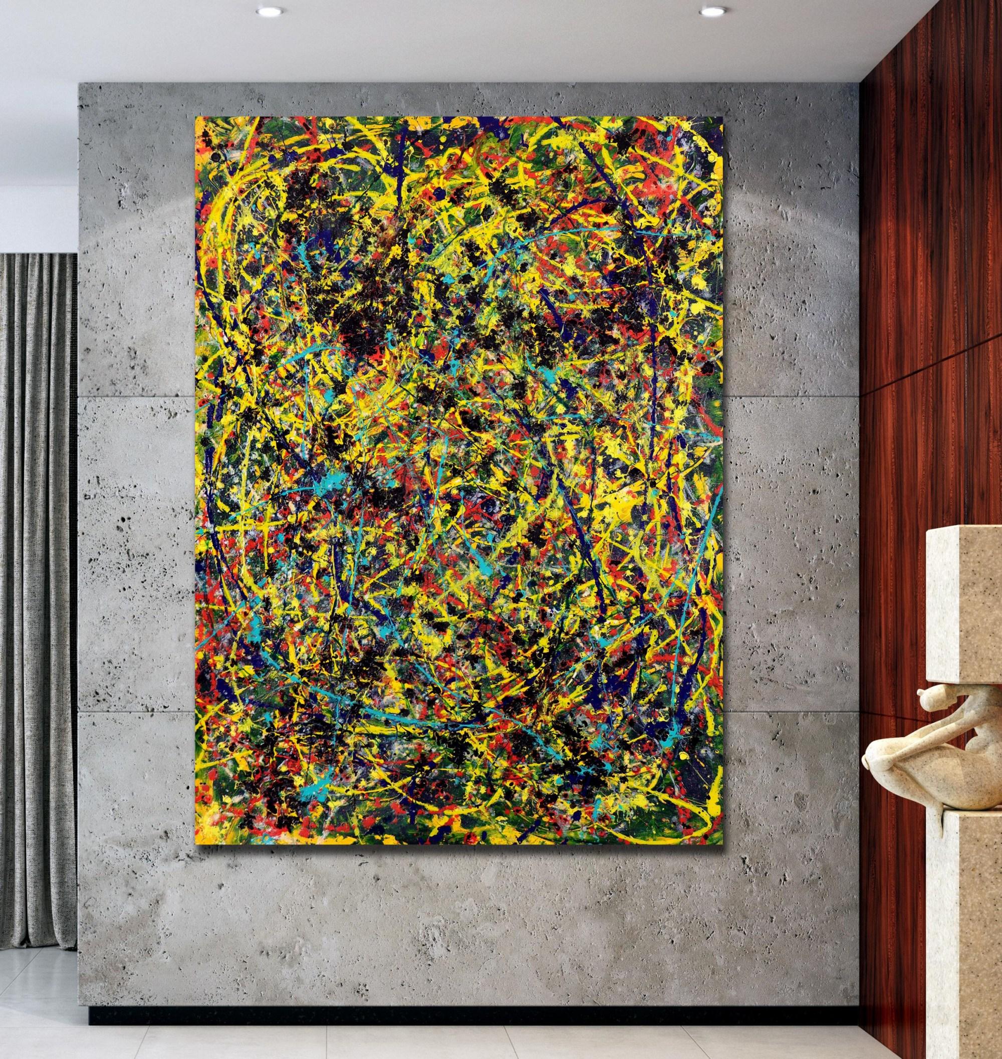 In Constant Motion (City life) 3 (2021) / Artist: Nestor Toro