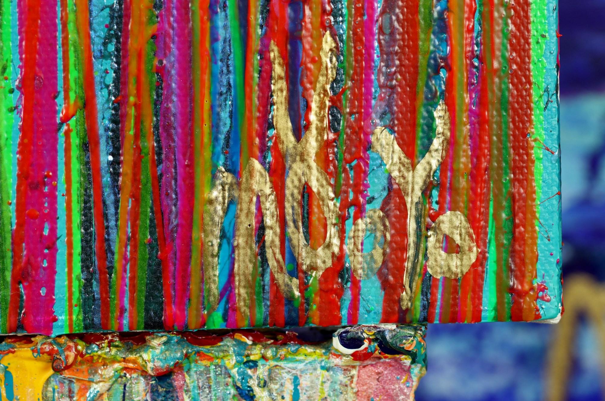 SIGNATURE / Caribbean Reflections 6 (2021) / Artist: Nestor Toro