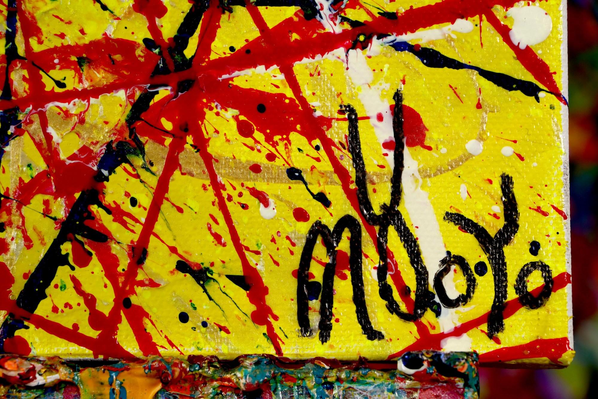 Colorful Display of Affection 3 (2021) / ARTIST: NESTOR TORO