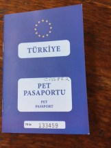 Casper's Pet Passport