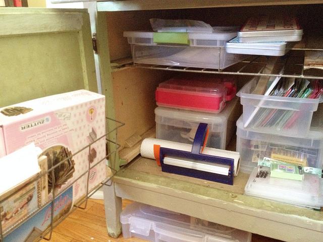 Lots of storage