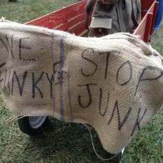 Lena's wagon sign