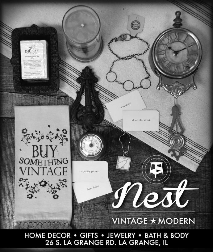 Nest Vintage Modern - La Grange, IL