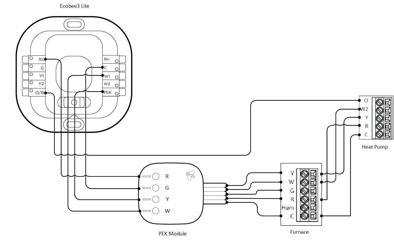 Honeywell Th D Wiring Diagram