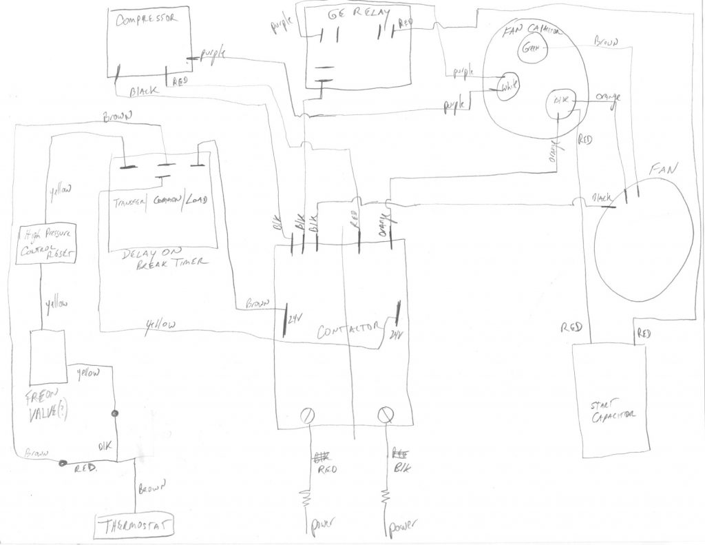 Wiring Diagram For Humidifier Best Wiring Library