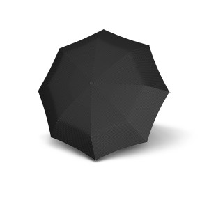 Vyriškas skėtis Doppler Fiber Mini, margas, išskleistas