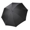 Vyriškas rankų darbo skėtis Doppler Manufaktur Diplomat Orion atidarytas