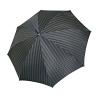 Vyriškas rankų darbo skėtis Doppler Manufaktur Carbon Orion 34535K5115 atidarytas