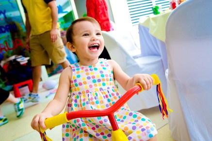 Kid birthday party taken in Bangkok, Thailand.