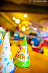 Birthday party photo taken in Bangkok, Thailand.