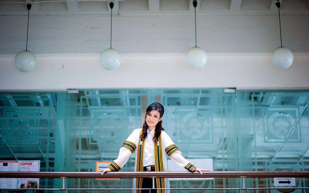 ภาพรับปริญญาที่จุฬาลงกรณ์มหาวิทยาลัย | Chulalongkorn University Commencement