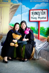 Mahidol's Commencement Rehearsal Day.