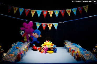 Dhev's 2nd Birthday Party in Bangkok, Thailand.