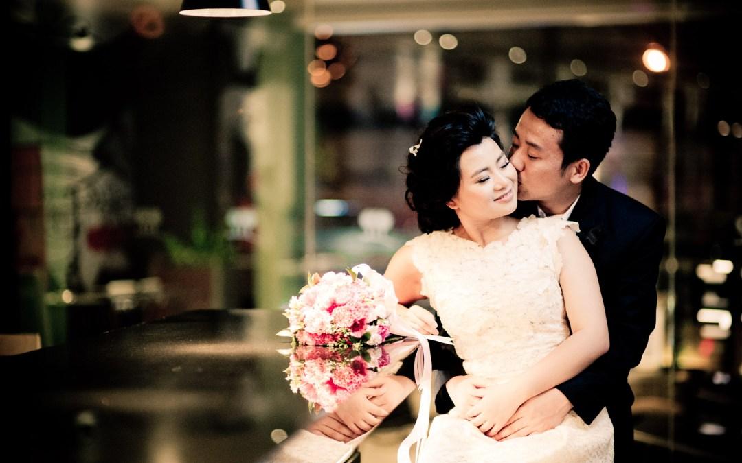 Pre-Wedding Bangkok Thailand | ภาพคู่แต่งงาน ถ่ายในกรุงเทพ