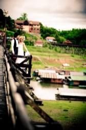 Thailand Karnchanaburi Pre-Wedding Engagement - Thailand Wedding Photographer