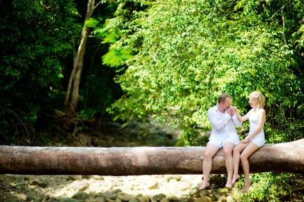 Thailand Koh Chang Pre-Wedding Engagement - Thailand Wedding Photographer