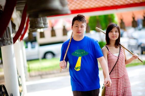 Thailand Pattaya Pre-Wedding Engagement - Thailand Wedding Photographer