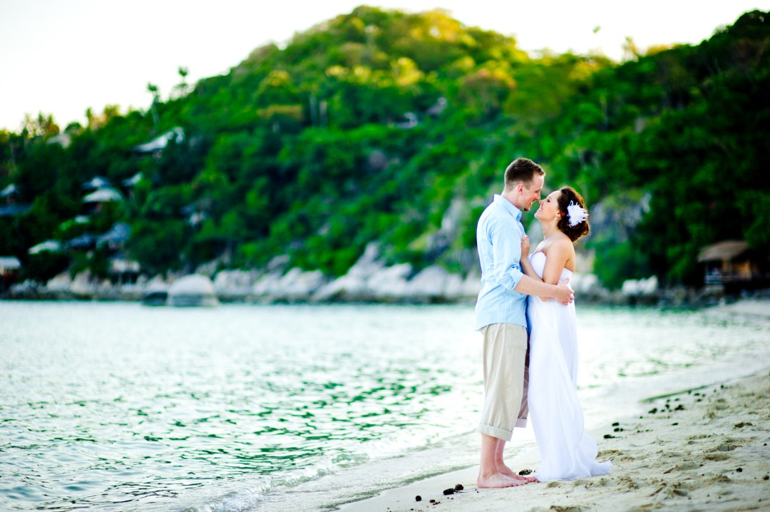 Thailand Wedding Photography | The Place Luxury Boutique Villas Wedding