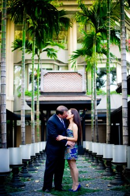 Thailand Wedding Photographer - Pre-Wedding - Bangkok & Ayutthaya Thailand