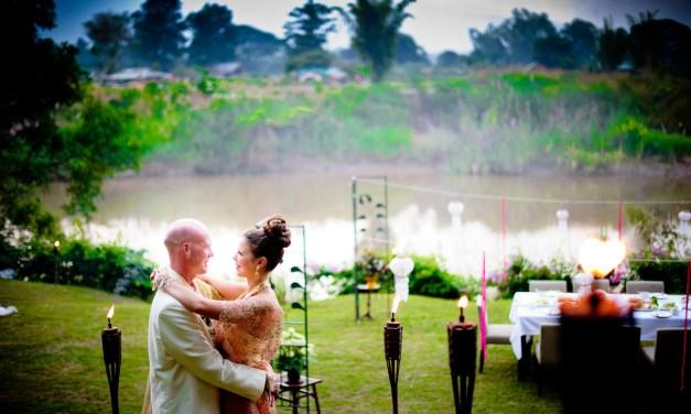 Wedding – Chiang Mai – Cindy & Scott