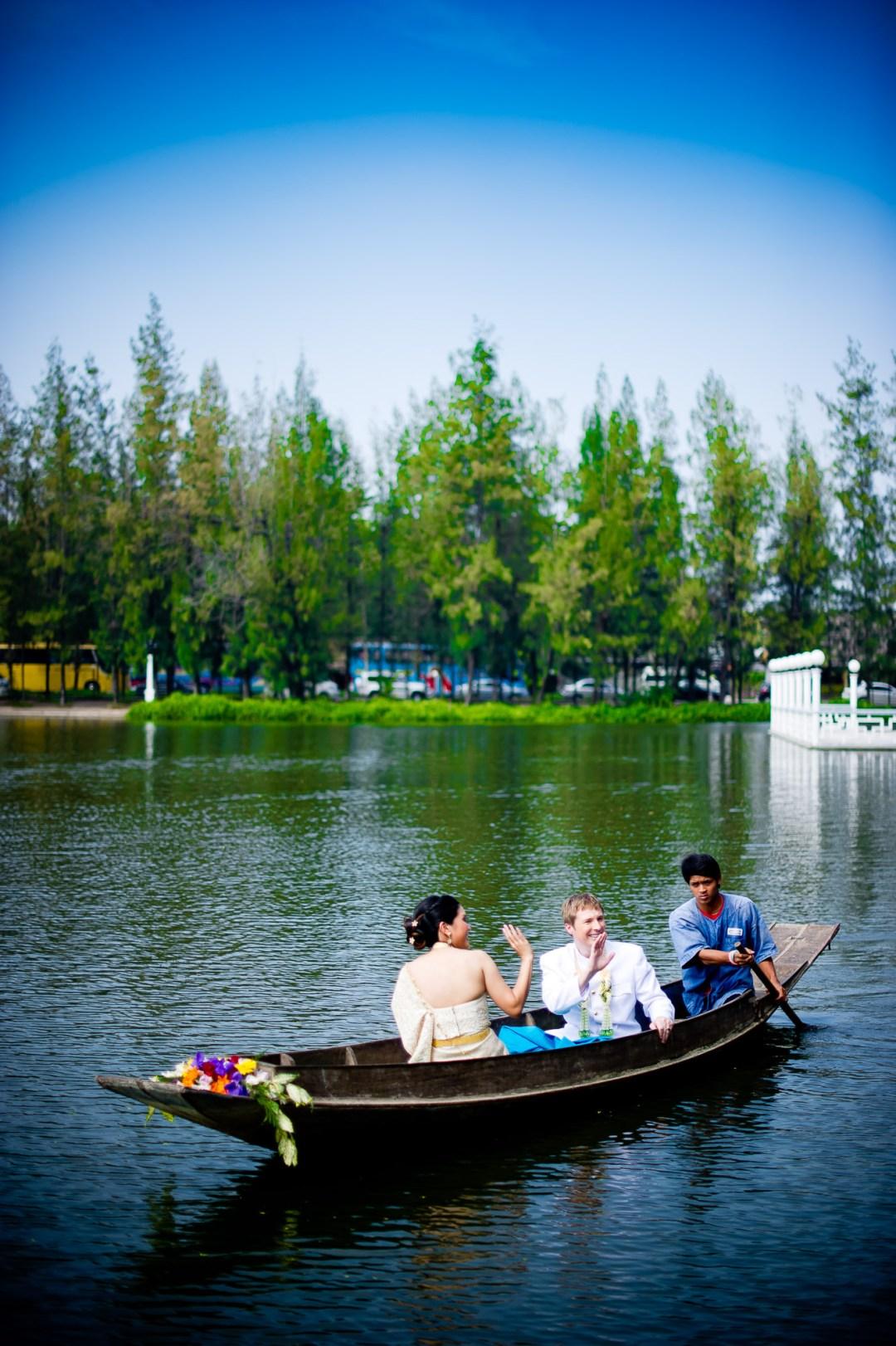 Thailand Wedding Photography | Sampran Riverside Wedding