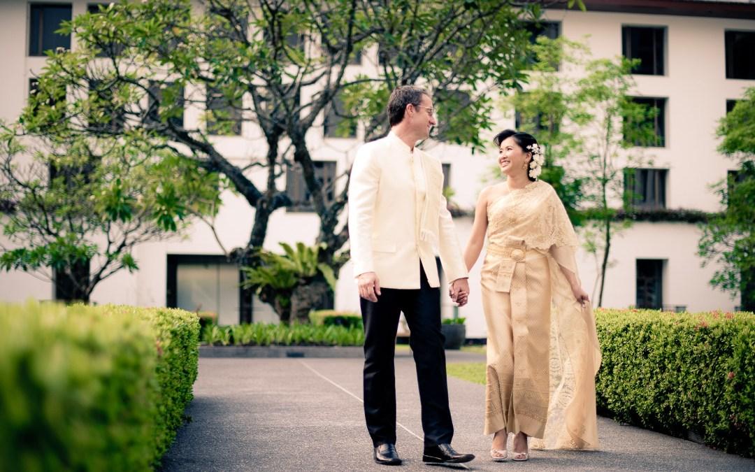 งานหมั้นที่โรงแรมสุโขทัย กรุงเทพ | THAI ENGAGEMENT AT SUKHOTHAI HOTEL IN BANGKOK THAILAND