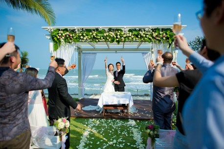 Thailand Photographer | Aleenta Hua Hin Resort & Spa Thailand Wedding | NET-Photography