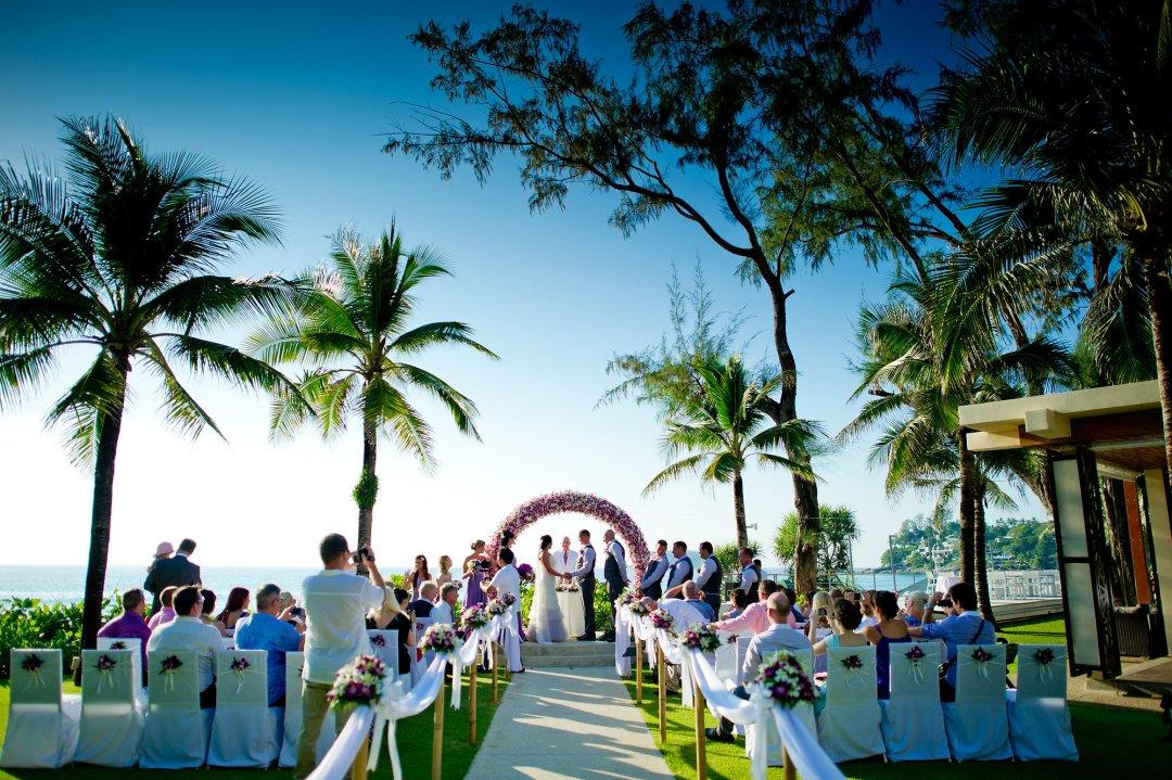 Katathani Beach Resort Phuket Thailand