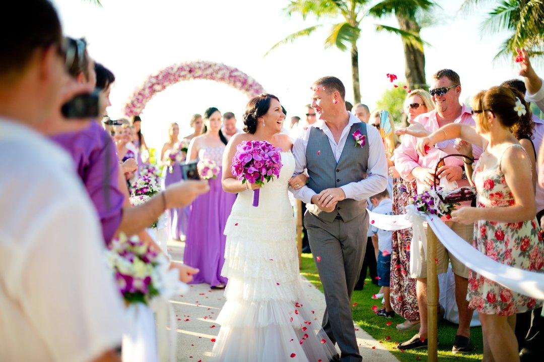 Thailand Wedding Photography | Katathani Phuket Beach Resort Wedding
