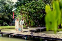 Family Sessio - Siripanna Villa Resort & Spa Chiang Mai