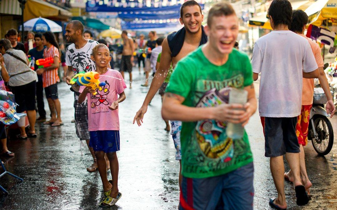 Photo of the Day | Songkran Festival 2010