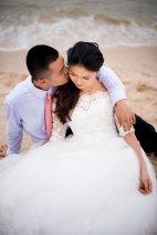 ภาพคู่แต่งงานพรีเวดดิ้ง ชายหาด ทะเล หัวหิน | Hua Hin Beach Pre-Wedding Photo