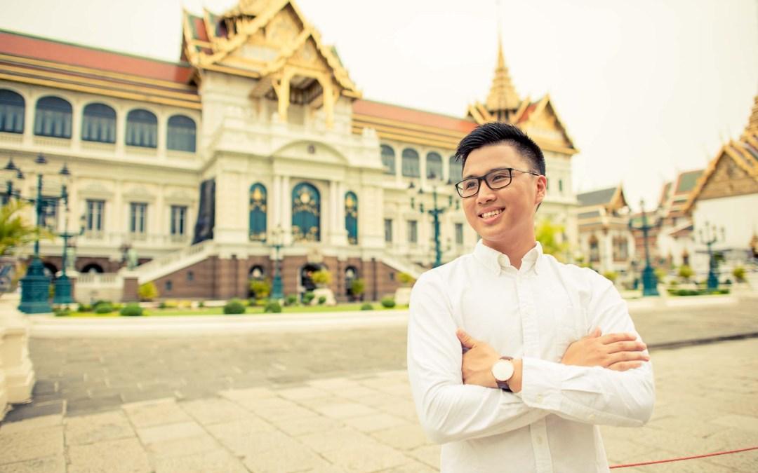 Photo of the Day | The Grand Palace Bangkok Thailand PreWedding