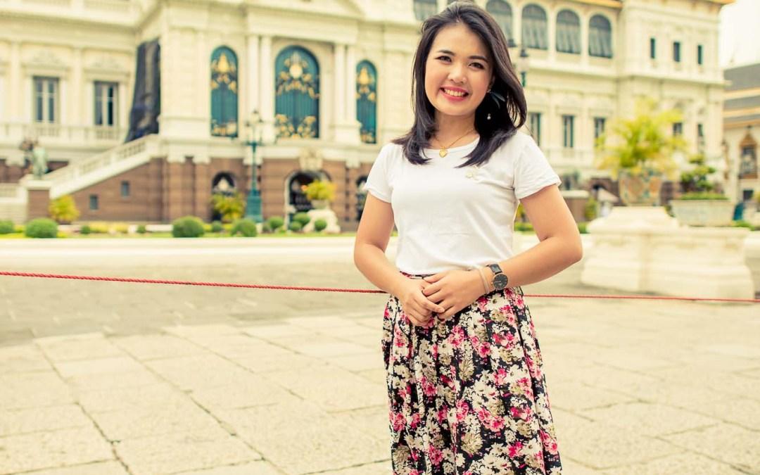 Photo of the Day | The Grand Palace Bangkok Thailand Prenuptial Photography
