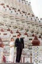 Wat Arun Ratchawararam Ratchawaramahawihan Engagement Session