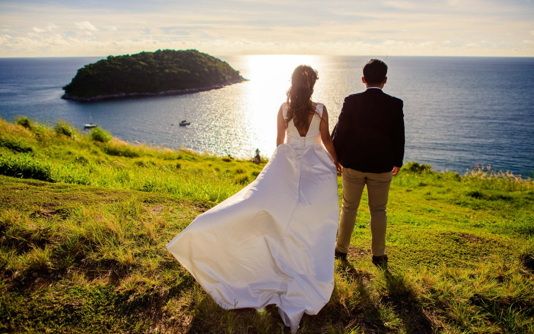 Preview | Windmill Viewpoint Phuket Engagement Session