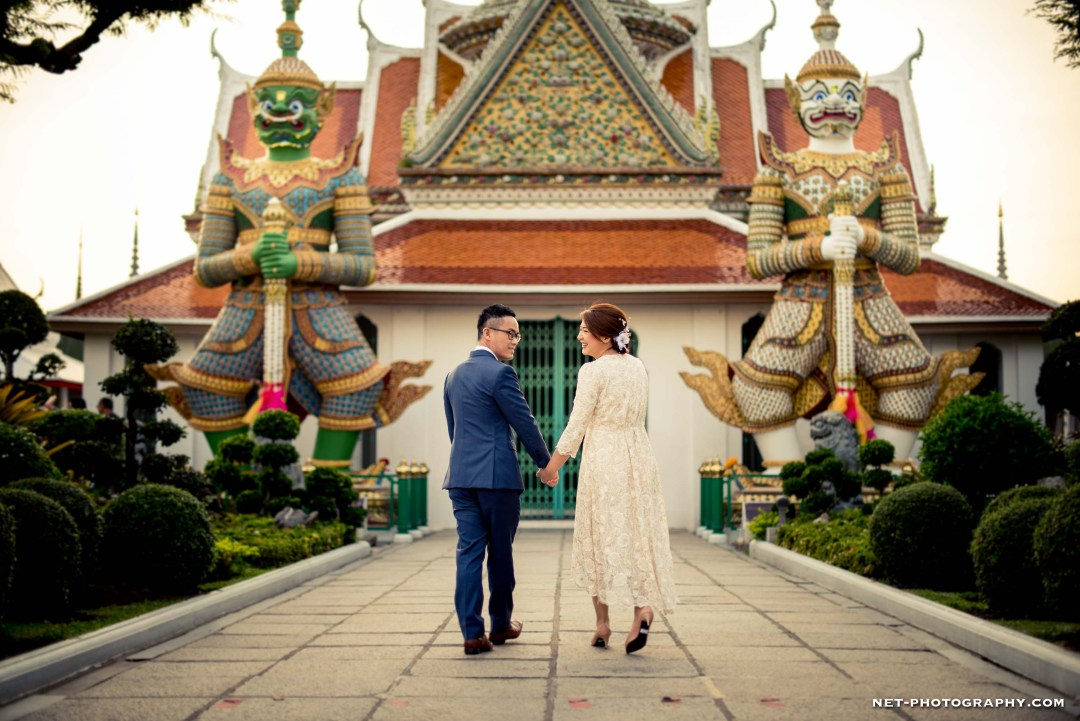 Bangkok Thailand Engagement Session