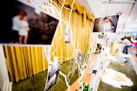 Wedding photo taken at Impact Muang Thong Thani in Thailand.
