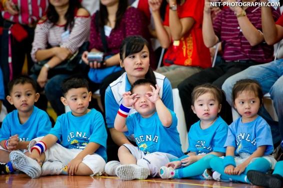 Denlar Family Day 2012 in Bangkok, Thailand.