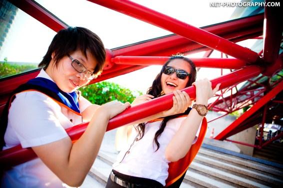 Bangkok University Graduation 2010
