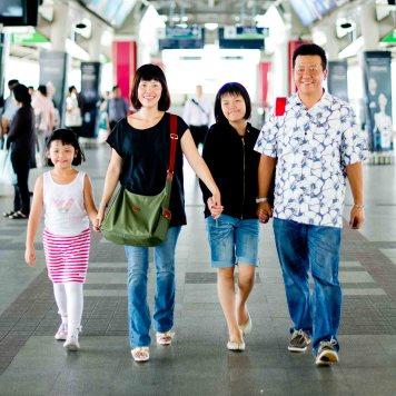 Malaysian Family - 1 June 2012